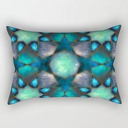 Stars matter endless loop Rectangular Pillow