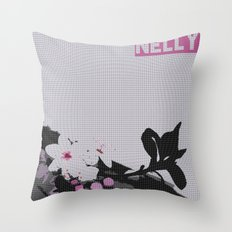 Nelly Throw Pillow
