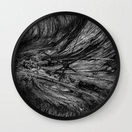 Tree Abstraction Wall Clock