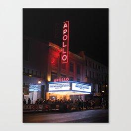 NYC - Apollo Theater Canvas Print