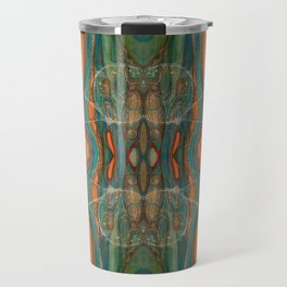 Lively Synapses (Amplified Current) (Reflection) Travel Mug