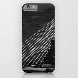 Bunker Hill Bridge iPhone Case
