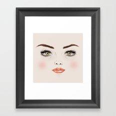 Esra'nin kadinlari 4 Framed Art Print