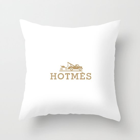 Hotmes Throw Pillow