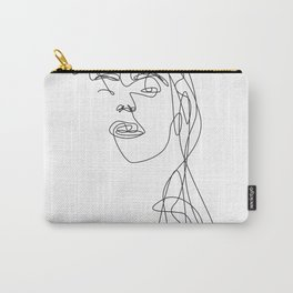 Modern Picasso by Sher Rhie Carry-All Pouch