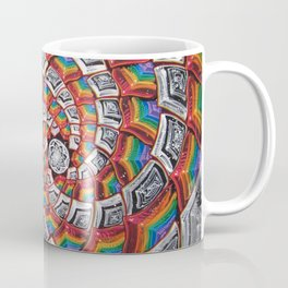 Tunnel To The Moon Coffee Mug