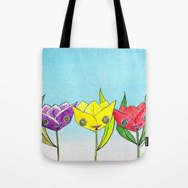 """""""Oro?"""" Tulips Tote Bag"""