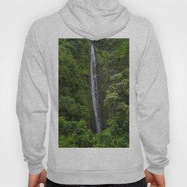 Stunning Plunging Waterfall Hoody