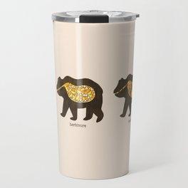 The Eating Habits of Bears Travel Mug