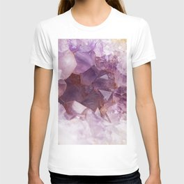 Fairy Crystal Geode T-shirt