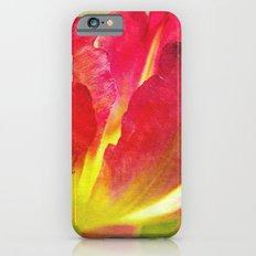 Tulips Make Me Happy iPhone 6s Slim Case