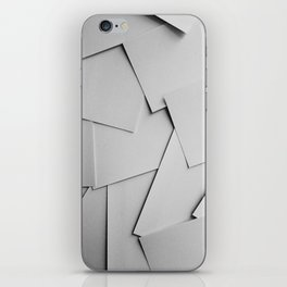 Sheets of Paper iPhone Skin