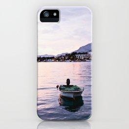 B O A T iPhone Case