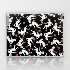 Hoplites Playing Basketball Laptop & iPad Skin