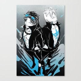 Ace and Marco Canvas Print