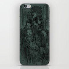 I Miss You Alison iPhone & iPod Skin