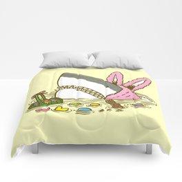 The Easter Shark Comforters