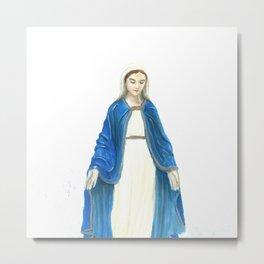 The Virgin Mary Metal Print