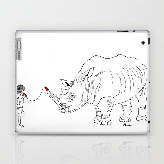 Danger Kids: Imaginary Friend Laptop & iPad Skin