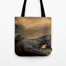 Statue of Wenceslas, Wenceslas Square, Prague Tote Bag