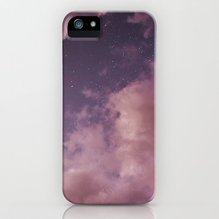 Consider me a satellite forever orbiting iPhone Case