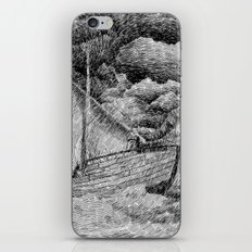 Fingerprint - Sailing iPhone & iPod Skin