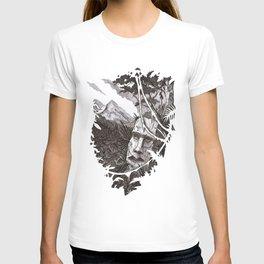 Jungle Ruins T-shirt