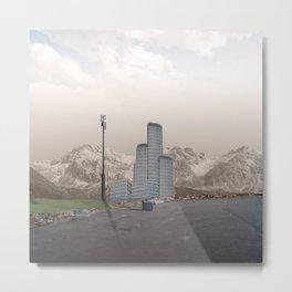 atmosphere 63 · day 2 Metal Print
