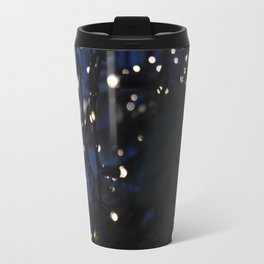 Tree Lights Travel Mug