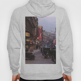 Piccadilly London Kodachrome Hoody