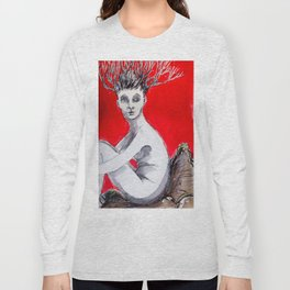 From a Perch Long Sleeve T-shirt