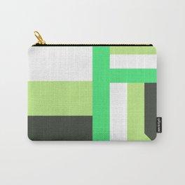 stripes pattern 9 geometric stdi Carry-All Pouch