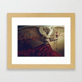 Exegesis Framed Art Print