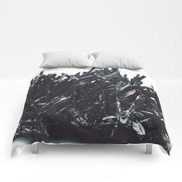Stibnite; Or, The Edward Scissorhands Mineral Comforters