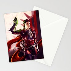 Dragon Age Inquisition - Cleo the human rogue Stationery Cards