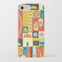 katniss iPhone & iPod Cases featuring Katniss by Ariel Wilson