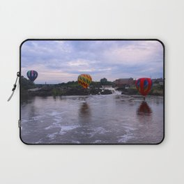 Steps Over Water Laptop Sleeve