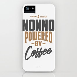 Gift for Nonno iPhone Case
