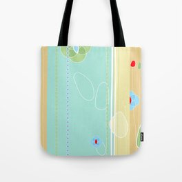 izzy may's garden Tote Bag