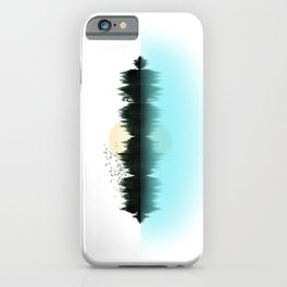 The Sounds of Nature iPhone Case