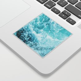 Perfect Sea Waves Sticker