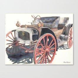 1911 International Autobuggy Canvas Print