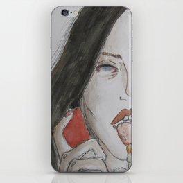 Megan Fox 1 iPhone Skin