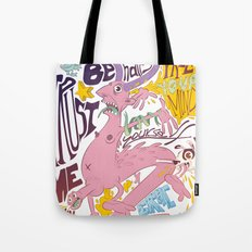 Devil's Tips Tote Bag