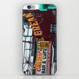 Shoot the Freak iPhone Skin