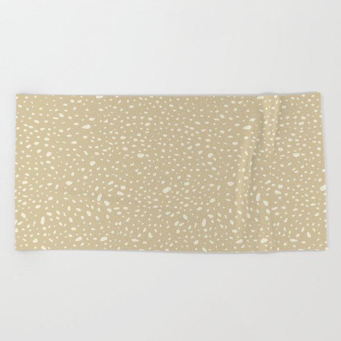 Morel Galaxy Beach Towel