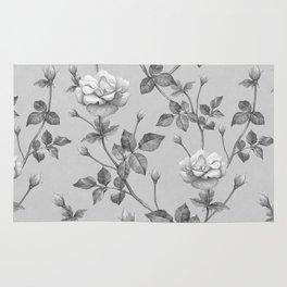 grey rose Rug