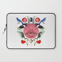 Flora & Fauna Laptop Sleeve