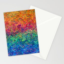 Fluid Colors G249 Stationery Cards