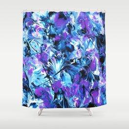 Fields Of Flowers Shower Curtain